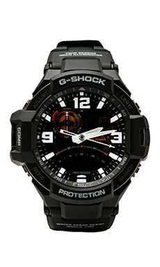G-Shock G Aviation in Black