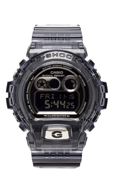 G-Shock 6900 XL in Translucent