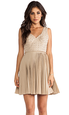 Catherine Malandrino Elli Dress in Sand
