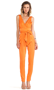 Catherine Malandrino Ema Jumpsuit in Sunrise