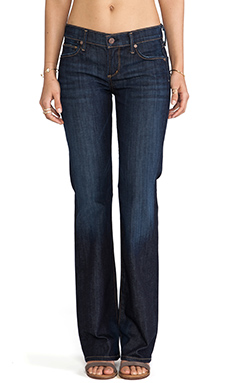 Citizens Of Humanity Dita Petite Bootcut in Pacific