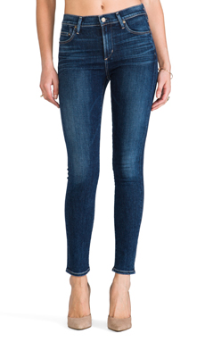 Citizens Of Humanity Rocket High Rise Skinny in Crispy
