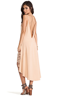 Cleobella Nora Dress in Blush