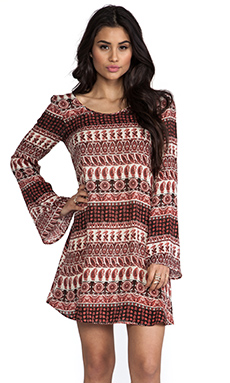 Cleobella Elodie Dress in Paisley