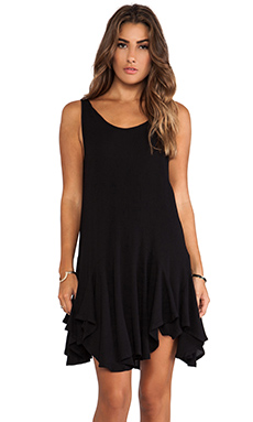 Cleobella Frankie Dress in Black