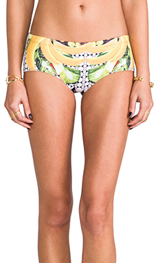 Clover Canyon Banana Scarf Bathing Suit Bottom in Multi