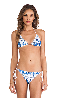 Clover Canyon Corinthian Vase Bathing Suit in Multi