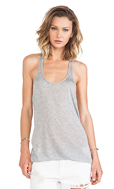 LOOSE FIT RACERBACK TANK