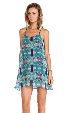 DeLacy Alice Mini Dress in Multi