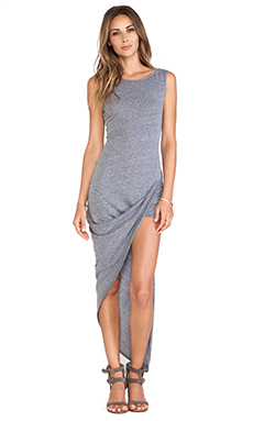 DeLacy Dawn Dress in Grey