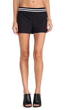 DeLacy Blake Shorts in Black