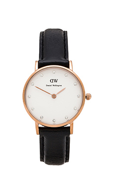 Daniel Wellington Classy Sheffield Lady 26mm in Rose Gold