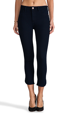 DL1961 Bardot Skinny Crop in Flatiron