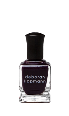 Deborah Lippmann Lacquer in Dark Side of the Moon