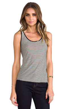 David Michael Tank in Stripe