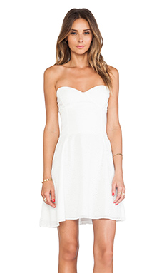 DV by Dolce Vita Singer Dress in White