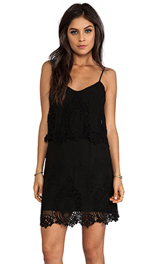 Dolce Vita Jeralyn Dress in Black