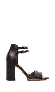 DV by Dolce Vita Marynn Sandal in Bronze & Black