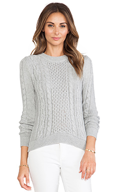 d.RA Portia Sweater in Grey