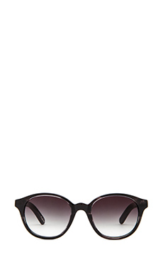 Elizabeth and James Madison Sunglasses in Dark Smoke