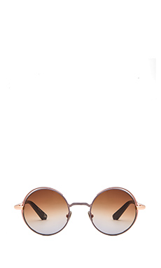Elizabeth and James Hoyt Sunglasses in Antique Gunmetal
