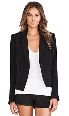 Elizabeth and James Madison Jacket in Black