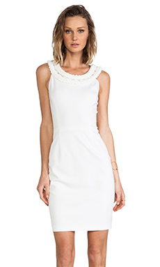 ERIN erin fetherston Audrey Dress in White
