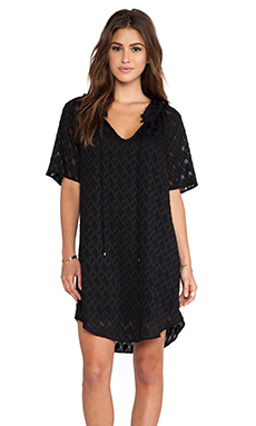Ella Moss Sasha Dress in Black