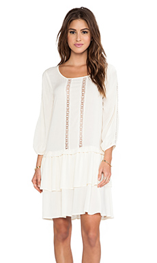 Ella Moss Elin Dress in Cream
