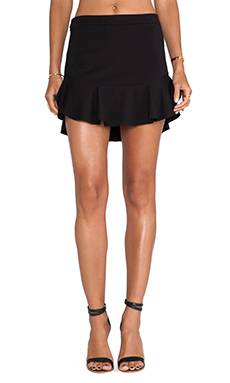 Ella Moss Lovelean Skirt in Black