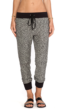 Enza Costa Lounge Pant in Tweed