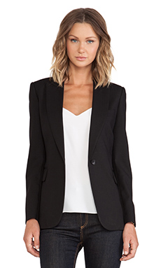 Equipment Anais Blazer in Black