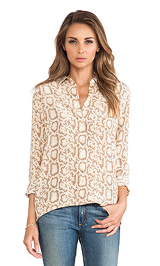 Equipment Reese Blouse in Natural