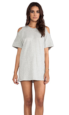 Evil Twin Sleeper Tunic Tee in Grey