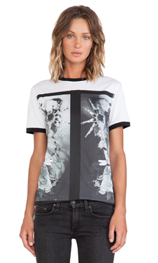 Faith Connexion Still Life Printed T-Shirt in White