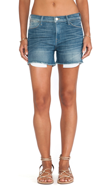 FRAME Denim Le High Short in Burlington Gardens