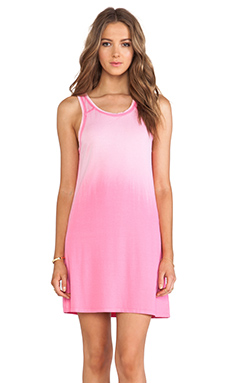 Feel the Piece Georgia Dress in Bubble Gum