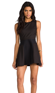 Finders Keepers Lone Ranger Dress in Black