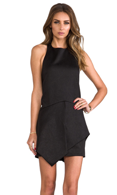 Finders Keepers Wait For Me Dress in Black