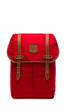 Fjallraven Rucksack No.21 Medium in Red