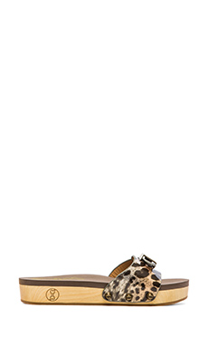 Flogg Nikita Sandal in TigerPrint