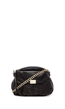 Foley + Corinna Revel Mini Crossbody in Black