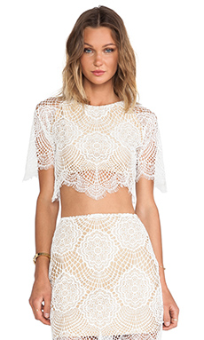 GRACE CROP TOP