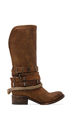 Freebird by Steven Drover Boot in Tan