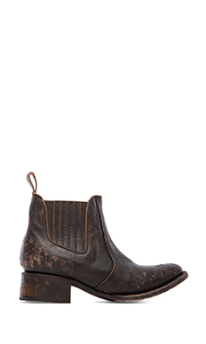 Freebird by Steven Lasso Boot in Black Leather