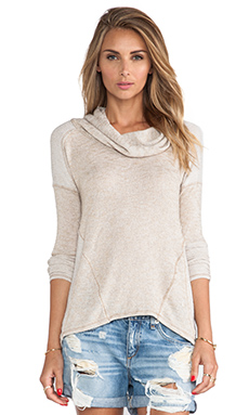 Free People Beatnik Hacci in Cream Combo