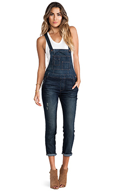 Free People Overall in Brady Wash