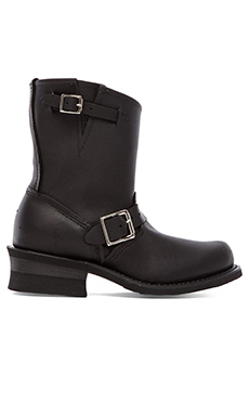 Frye Engineer 8R in Black