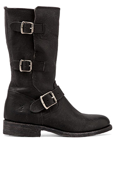 Frye Jayden Moto Cuff in Black