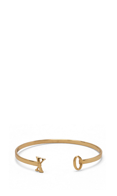 gorjana XO Cuff in Gold